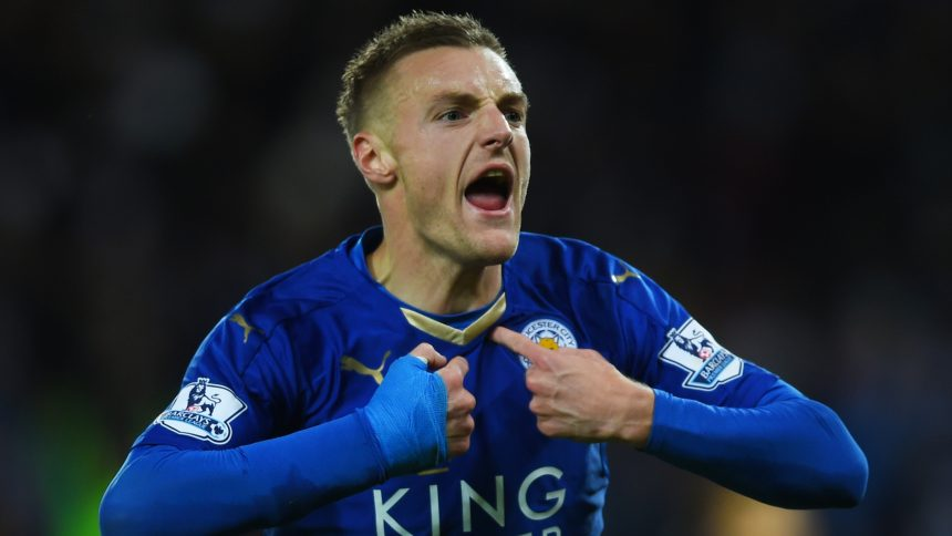 Vardy contra Manchester
