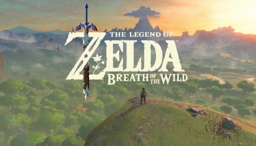 The Legend of Zelda: Breath of the Wild armas y runas