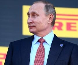 Vladimir Putin decidió entregar un coche de lujo a los medallistas de río de Janeiro