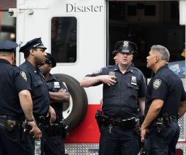 5 detenidos por bomba en Chelsea