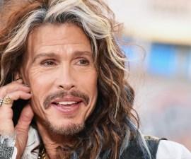 Aerosmith - Vocalista Steven Tyler