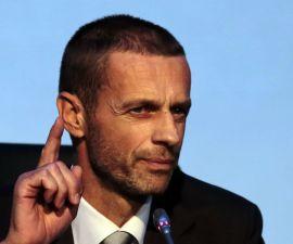 El esloveno Ceferin es el nuevodirigente de la UEFA