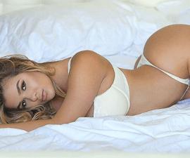 Modelo - Anastasiya - Rusa