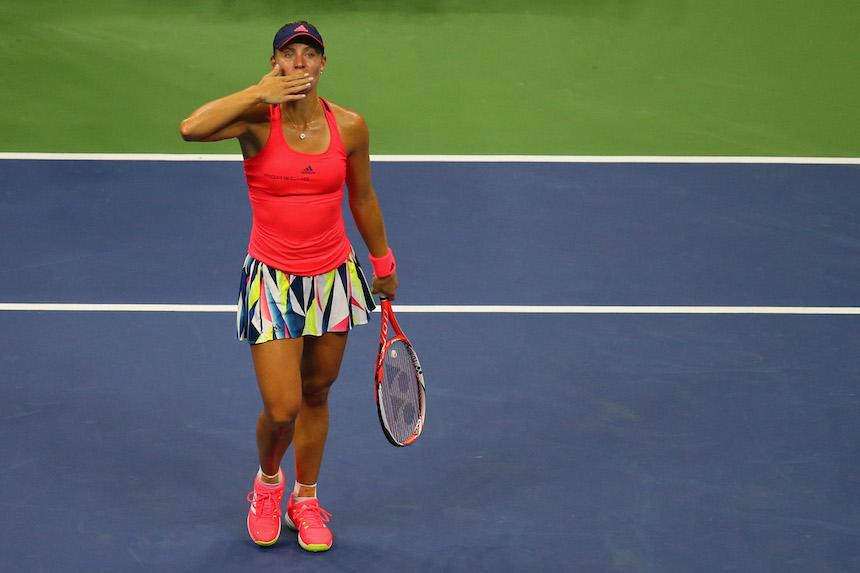 Angelique Kerber es la nueva numero uno del ranking mundial