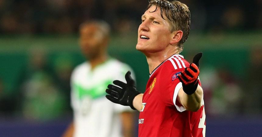 Bastian Schweinsteiger ha dejado el Manchester United