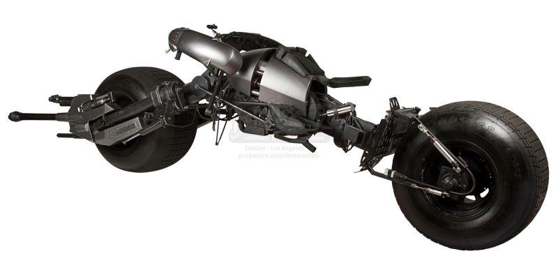 Batman Moto 3
