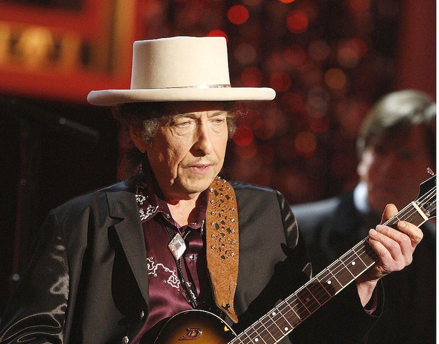 Bob Dylan senil