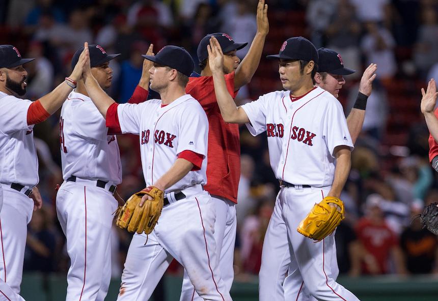 Los Boston Red Sox se van a llevar la Liga Americana