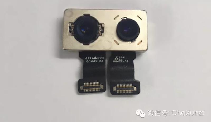 Camara Trasera iPhone 7