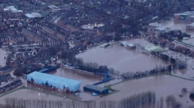 Carlisle Inundación 2015