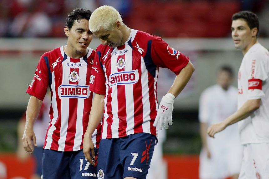 Las Chivas perdieron la final de la Copa Libertadores contra el Inter