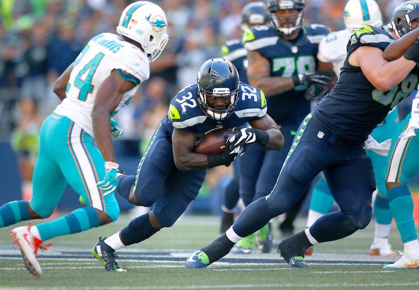 Dolphins vs Seattle - Semana 1 NFL