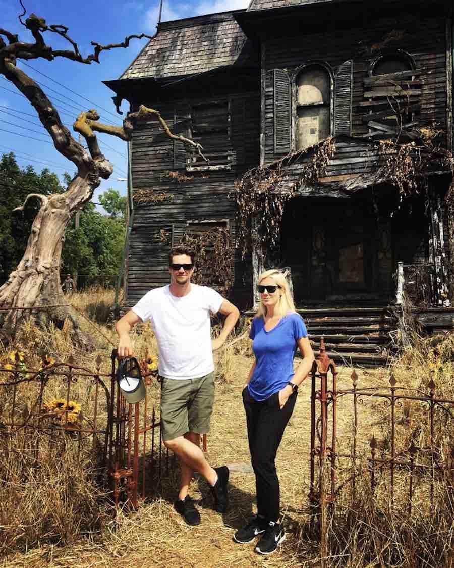 It - Casa abandonada