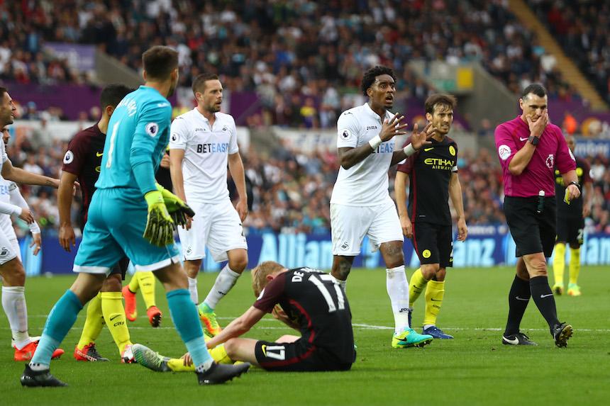 Kevin de Bruyne ha sido clave para los de Guardiola