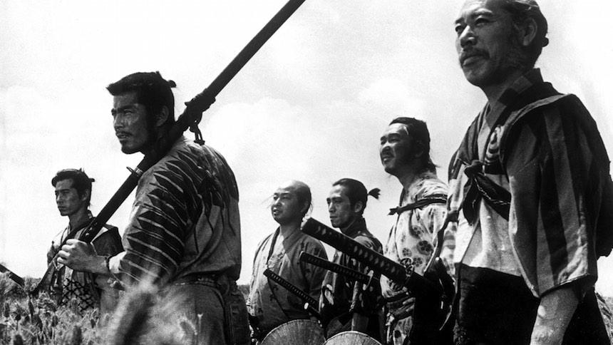 Los Siete Samurái