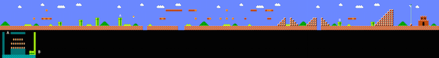 Super Mario Bros. World 1-1