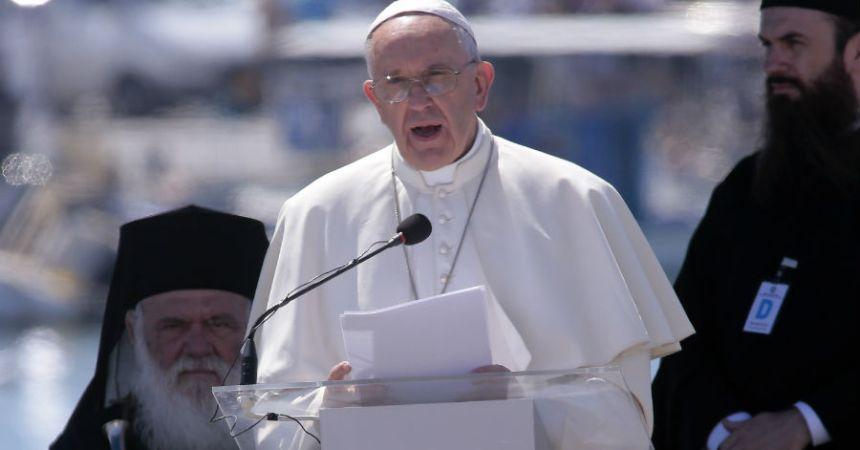El papa mandó sus condolencias por el asesinato de los dos sacerdotes en Veracruz