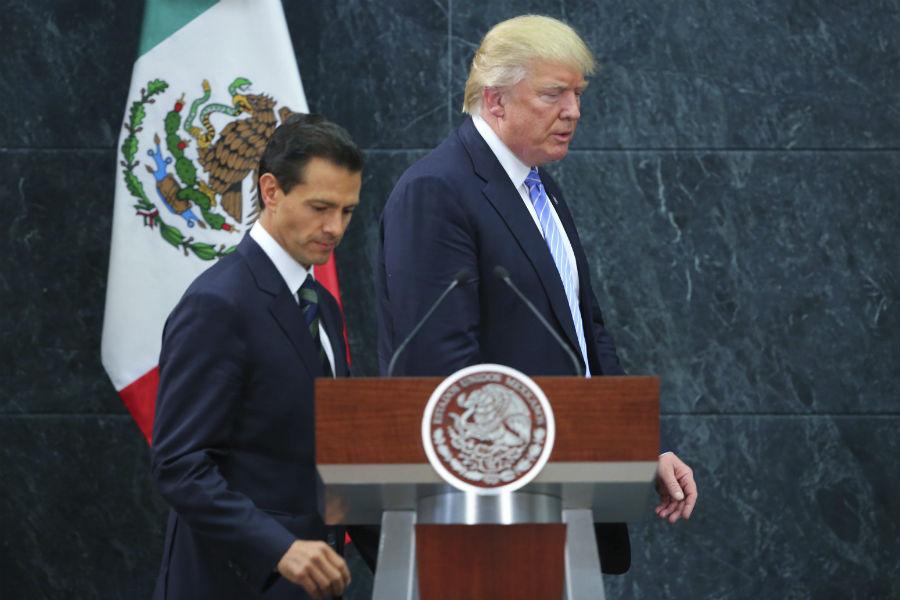 Peña Nieto recibirá distinción al Estadista
