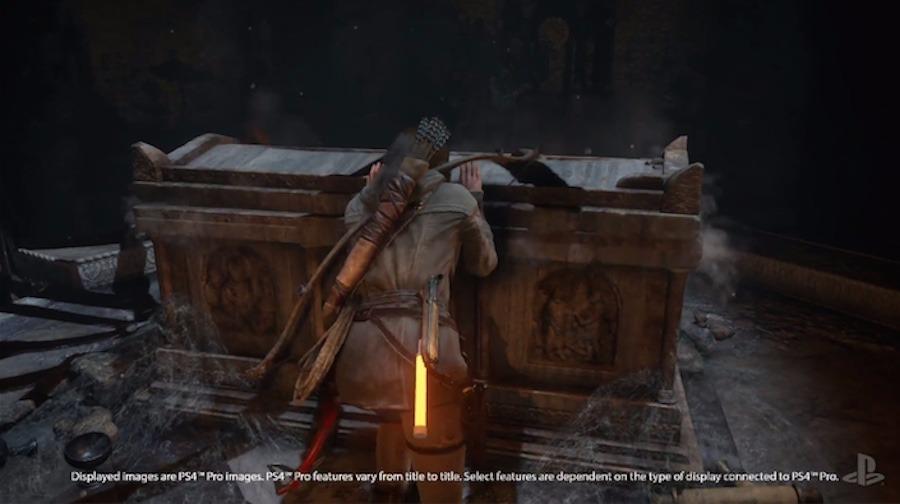 PlayStation Pro Shadows of Mordor