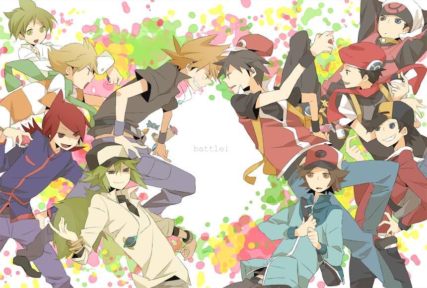 Pokémon Rivales