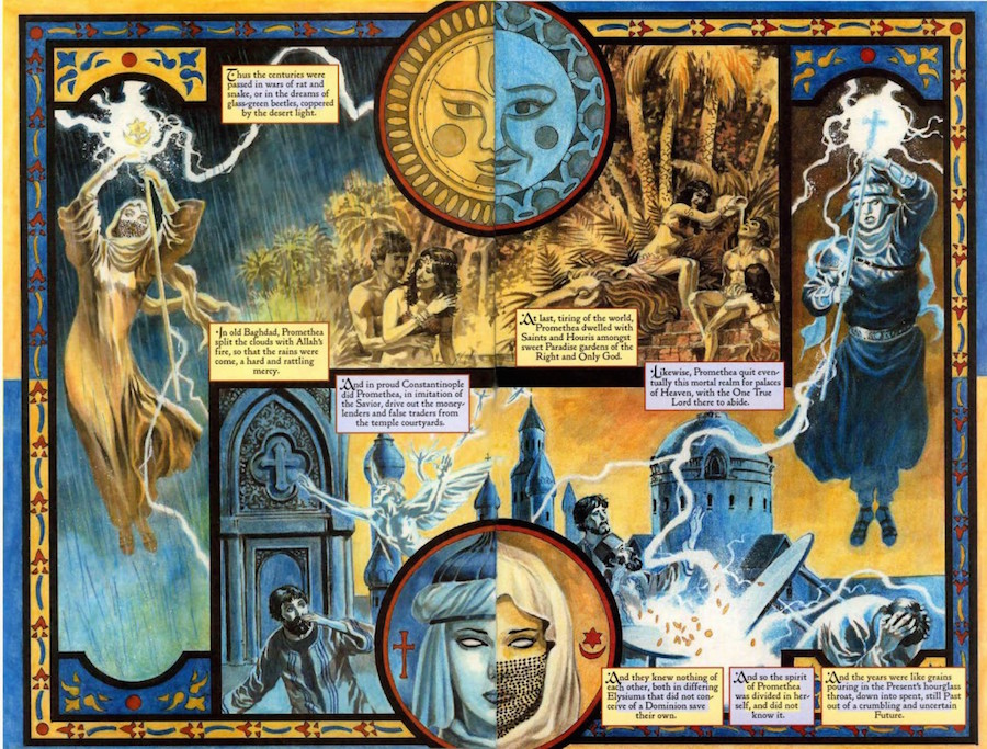 Alan Moore - Promethea