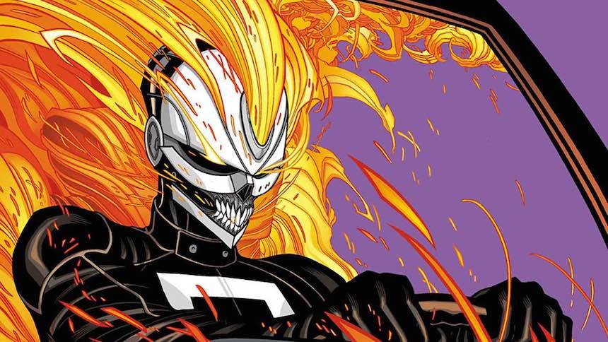 Robbie Reyes Ghost Rider