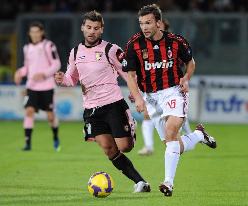 Andriy Shevchenko en Milán