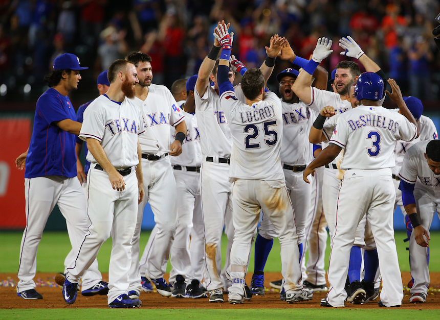 Los Texas Rangers van a ganar su divisón