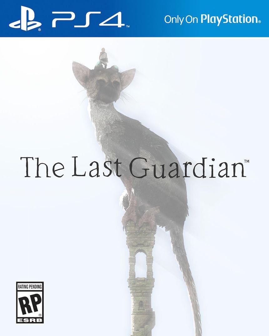 The Last Guardian Juego