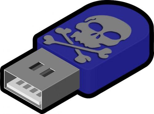 USB Infectado