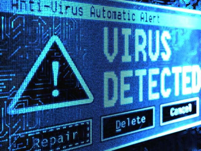 Virus Computadora