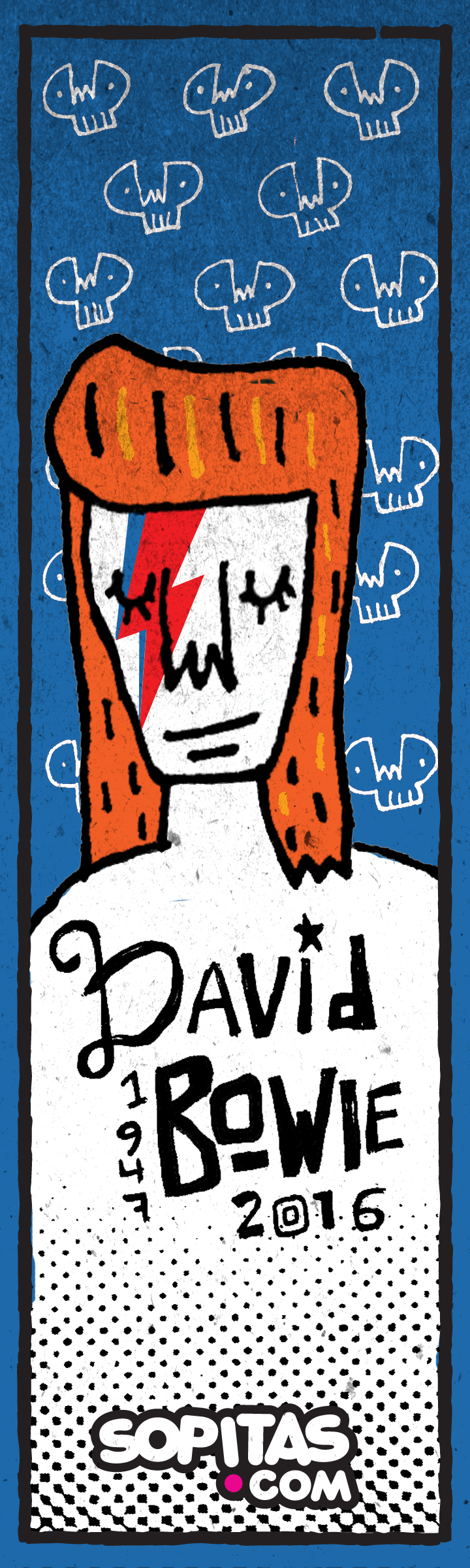 Bowie ofrenda musical
