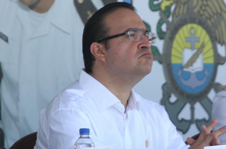 Javier Duarte - Veracruz.