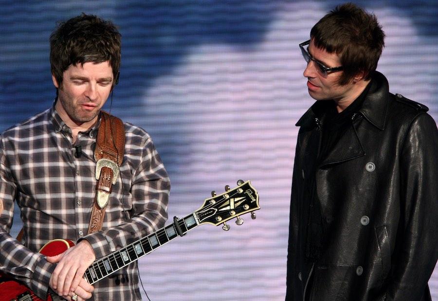 Oasis - Hermanos Gallagher