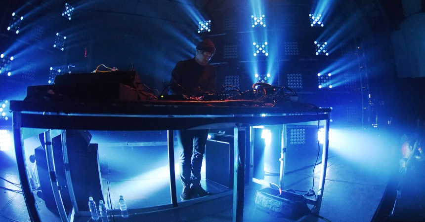 The Field en MUTEK MX