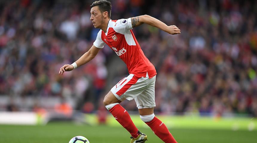 Mesut Ozil ha sido clave en el Arsenal
