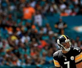 Ben Steelers pierde