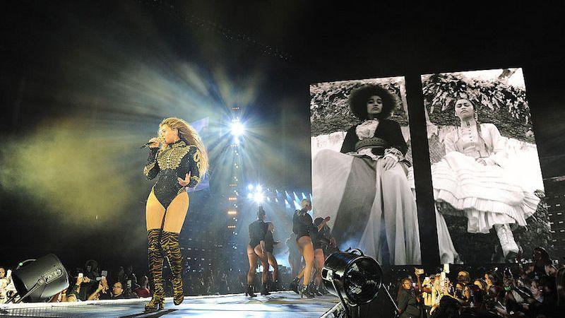 Así cerró Beyoncé su gira Formation Tour