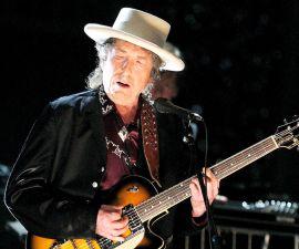 Las mejores frases de las canciones de Bob Dylan.