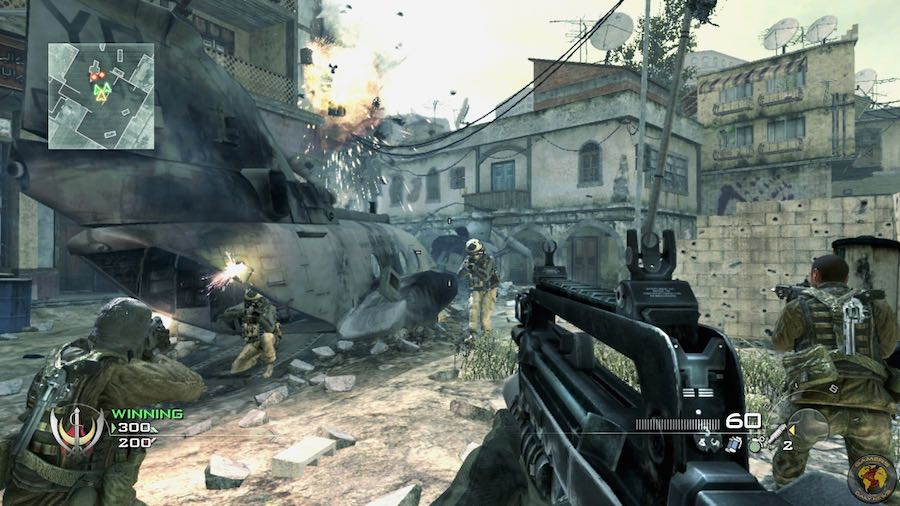 Call of Duty: Modern Warfare Gameplay