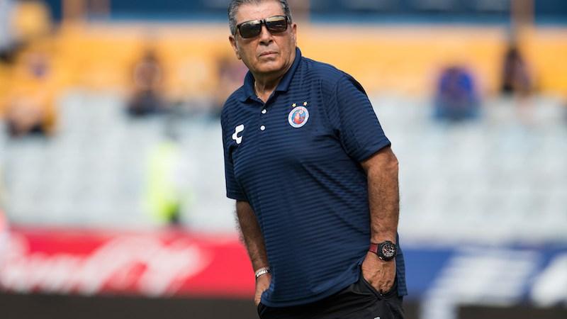 Carlos Reinoso en Veracruz