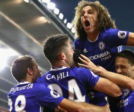 El Chelsea sigue escalando posiciones