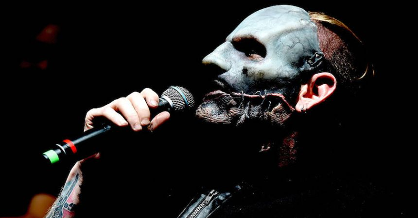 Entrevista Corey Taylor