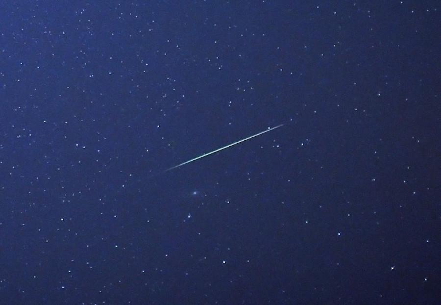 ¿Qué es y cuándo podemos observar la lluvia de estrellas?