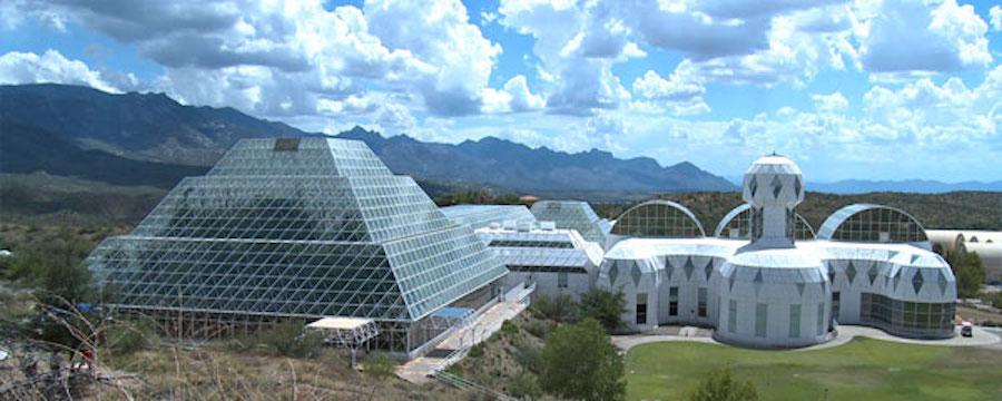 Experimento Biosphere 2