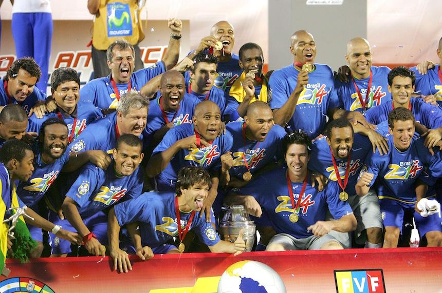 Brasil ganó la final de la Copa América