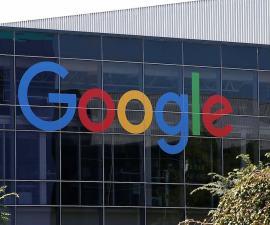 El logotipo de Google