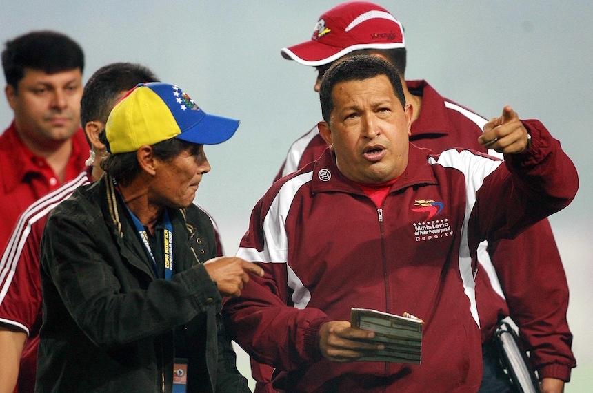 Hugo Chavez siempre estuvo de acuerdo con Maracaibo como sede