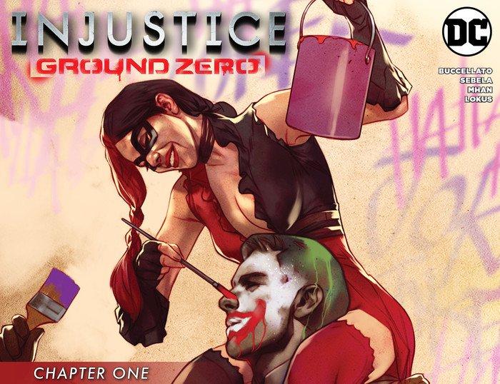 Injustice: Ground Zero