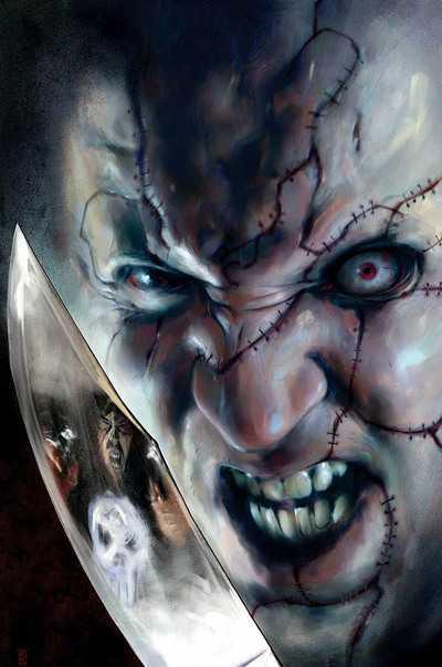 Jigsaw The Punisher